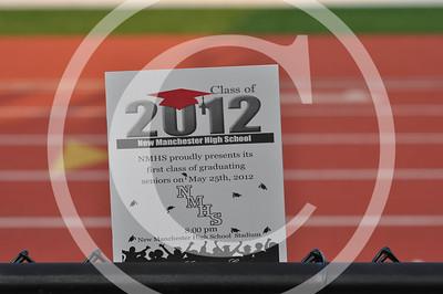 New Manchester's 1st Graduation-2012-Thamar Jones and Javian Jefferies