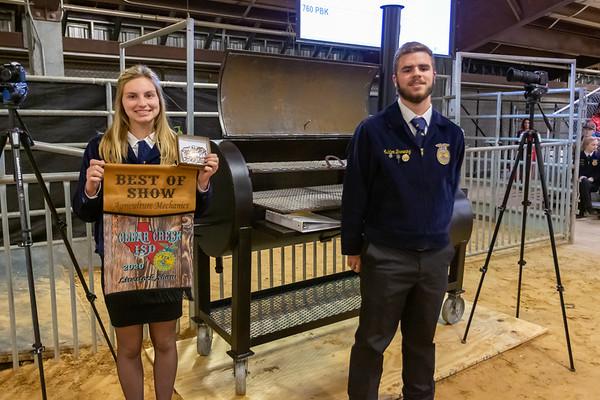 FFA Livestock Show Auction