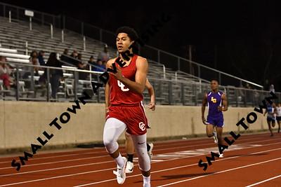 Columbus Cardinal Track