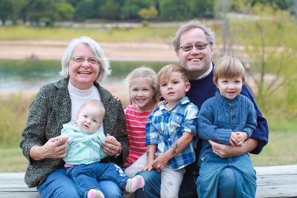 THE CLARKSON FAMILY