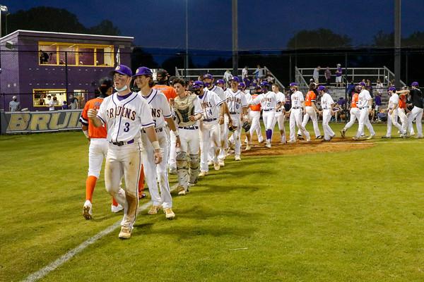 Varsity Baseball v Hayfield 4/27/21