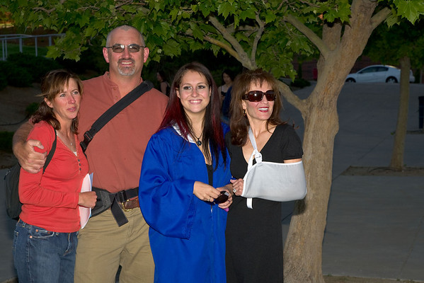 Tessa HS Graduation