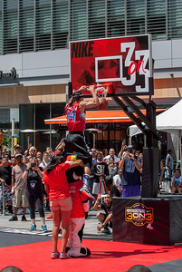 NIKE Slam Dunk Contest