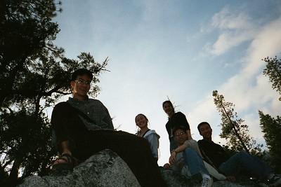 Yosemite Trip - Spring Break 2001