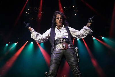 Alice Cooper at Hollywood Casino Amp 7/25/19
