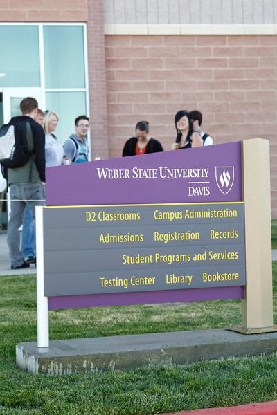 WSU Davis Campus 2011