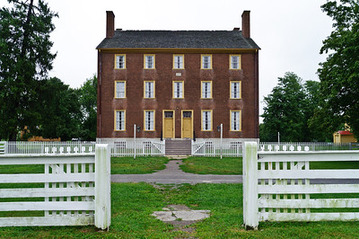 Shaker Village of Pleasant Hill KY