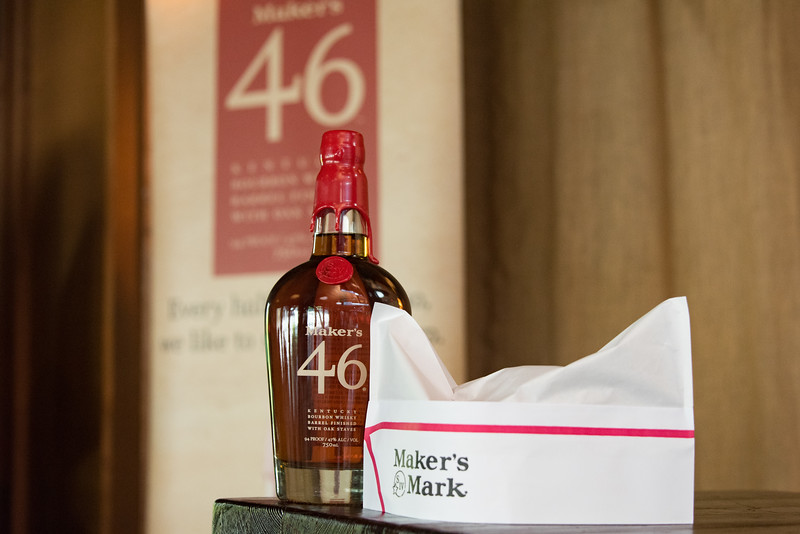 Maker's Mark Beefsteak Dinner as part of Seattle Whisky Week 2017. Seattle Event Photography by AShapiro Studios