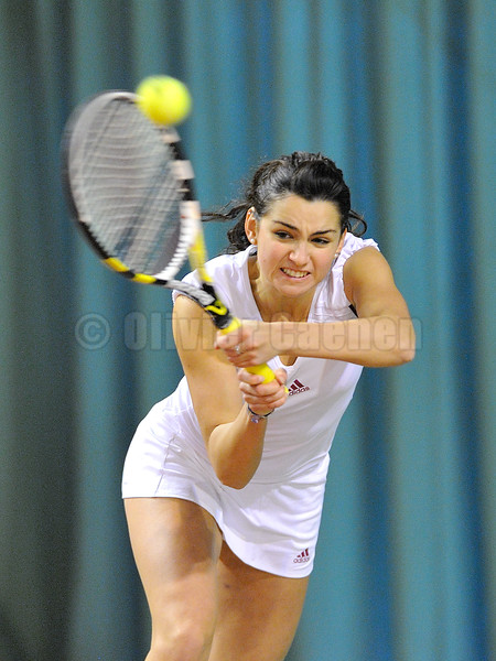 Open 2010 Feminin : les Matchs
