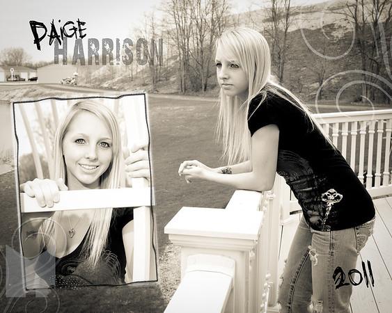 Paige Harrison 2011