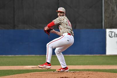 Baseball vs. Toledo - April 10, 2019