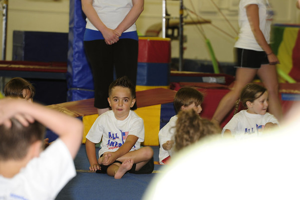 Mike Gymnastics