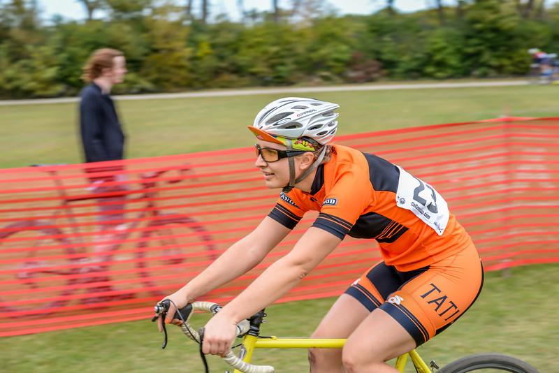 Women Cat 1/2/3 - 2014 Dan Ryan Woods Cyclocross Race