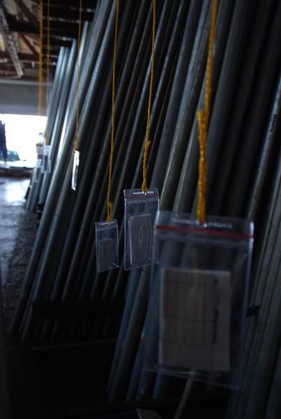 2010, Metal Pipes