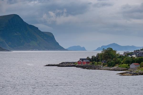 Alesund - Harbor