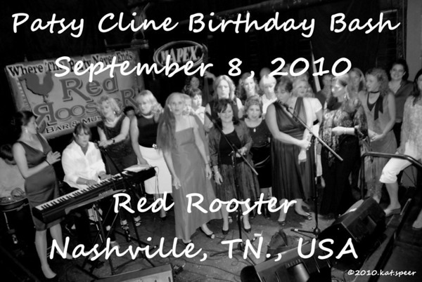 20100908 Patsy Cline Birthday Bash at Red Rooster, Nashville, TN