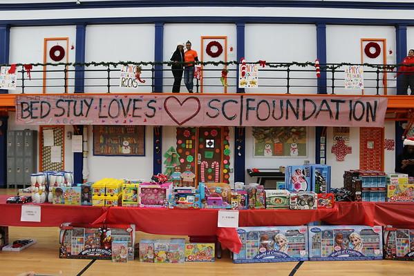20151219 SCF Toy Drive