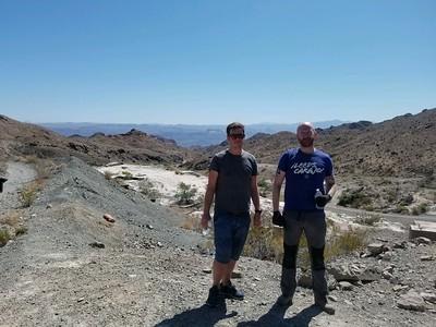 8/25/19 Eldorado Canyon ATV/RZR & Gold Mine Tour
