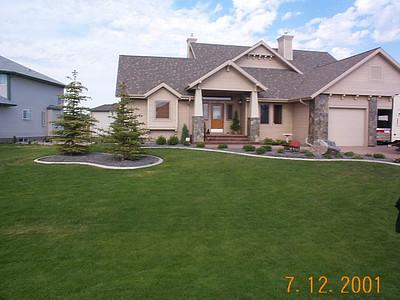 House - Stony Plain