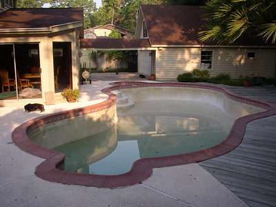 2005 Pool Renovation