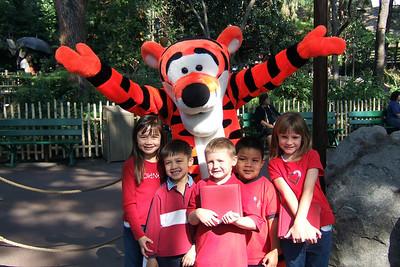 Pirates and Disneyland (2 - 3 Feb 2006)