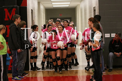Mena vs Ashdown - LadyCat Volleyball 2012