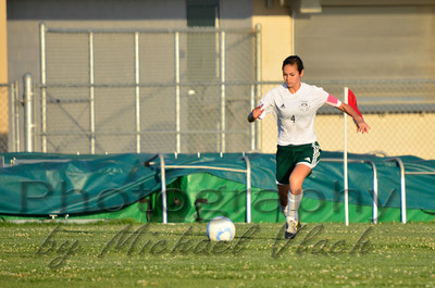 2013 Dixon Varsity Girls vs. Mesa Verde