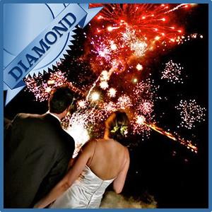 59806 Fireworks show Diamond
