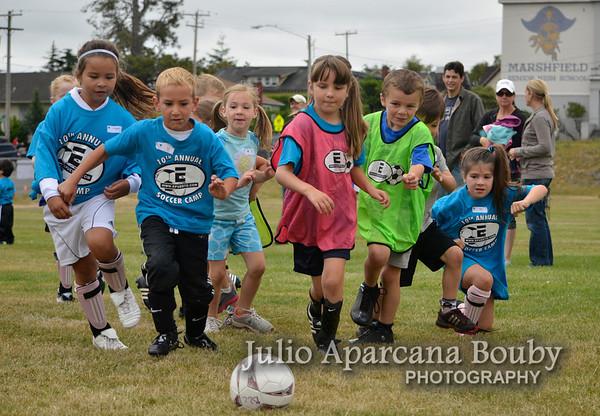 120819 EPUERTO Soccer Camp Day 2