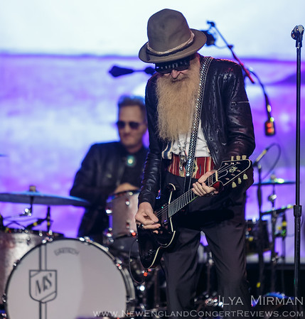 Billy Gibbons at Tupelo Music Hall- NH
