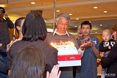 2011 Doug Chun 60th Birthday