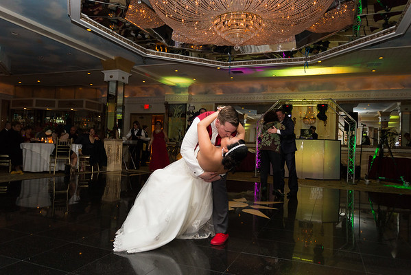 Ryan & Daisy at Galloping Hills Caterers (Union, NJ)