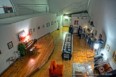 Black Label Table Underground Supper Club - 20101204