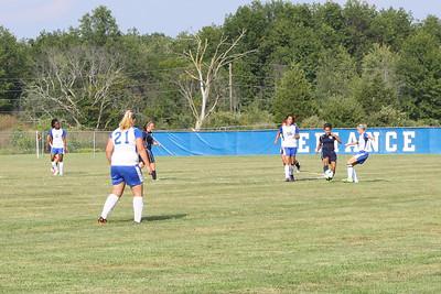 DHS Girls Soccer 08-20-2013