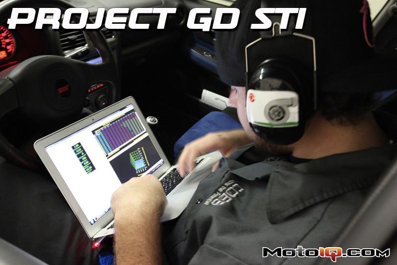 MotoIQ Project Subaru STI