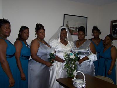 Elizabeth Williams & Her Ladies