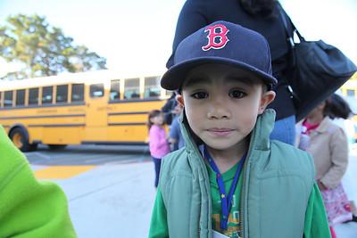 2013-10-03 Brandon's First Field Trip