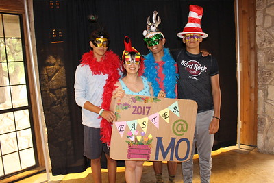 Easter Photo Booth at Mo-Ranch 2017