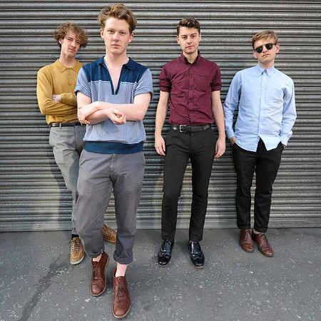 The Crookes @ The Old Blue Last