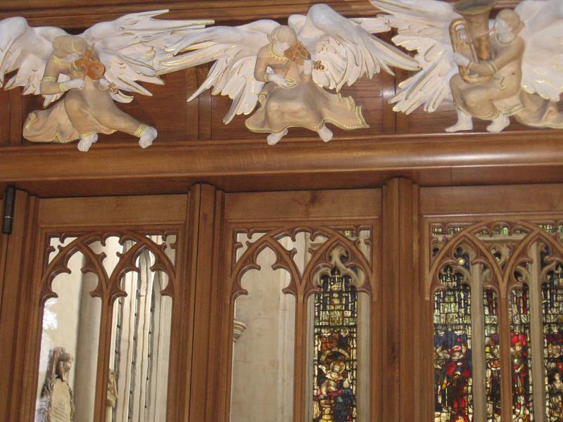 Angel Musicians, Bath Abbey, Bath