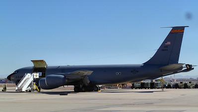 KC-135 Flight