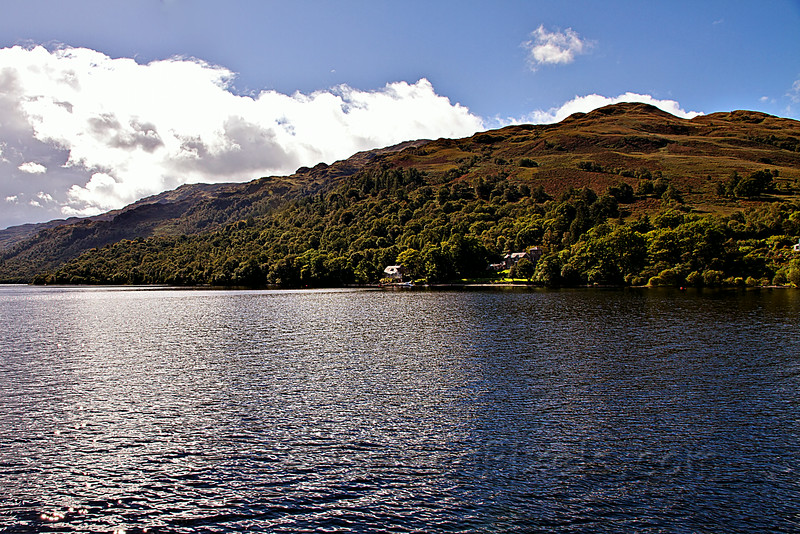 Bonny Banks of Loch Lomond
