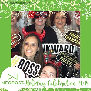 NEOPOST Holiday Party 2018