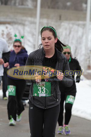 5K at 2 mile & 1M at 0.75 mile Gallery 3 - 2014 The Lucky Leprechaun