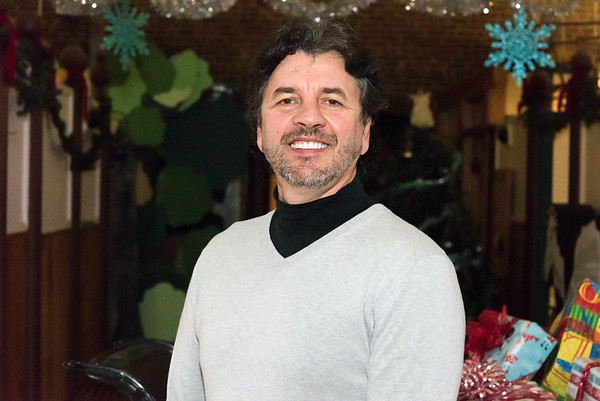 11/28/18 Wesley Bunnell   Staff New Executive Director of the New Britain Youth Museum at Hungerford Park Tom Pascocello.