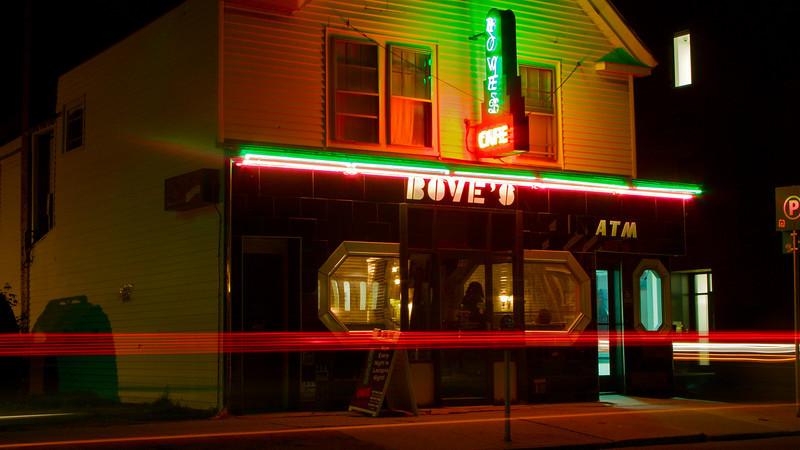 Bove's Restaurant, Burlington, VT