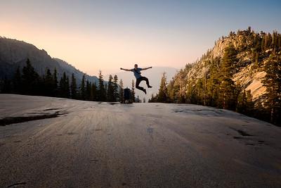 Backpacking in Yosemite - Ten Lakes