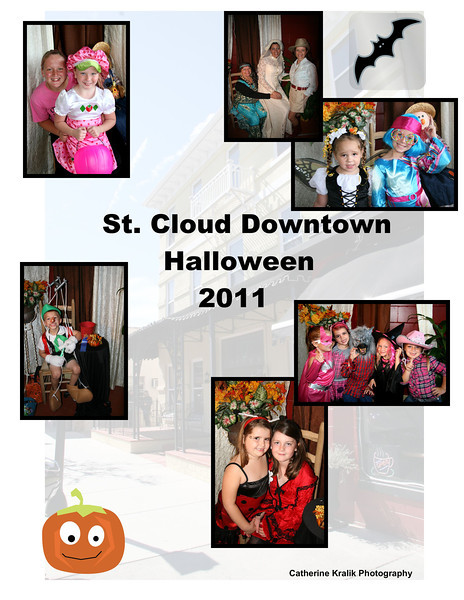 ST. CLOUD HALLOWEEN TRICK OR TREAT DOWNTOWN