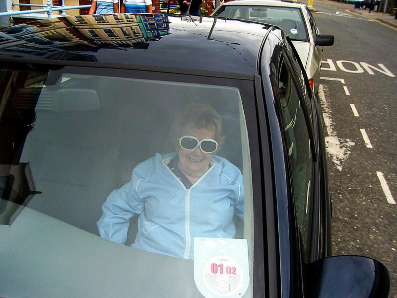 Nana locked in car!.jpg