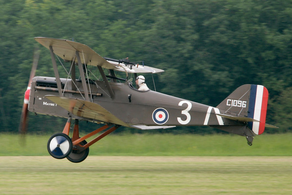 F-AZBF - RAF SE-5A replica